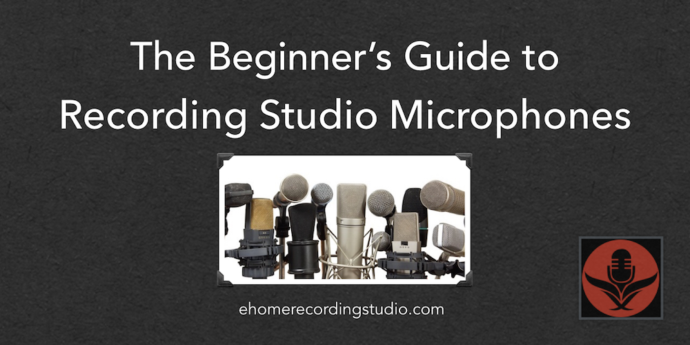 Pleasing Recording Studio Microphones The Ultimate Beginners Guide Largest Home Design Picture Inspirations Pitcheantrous