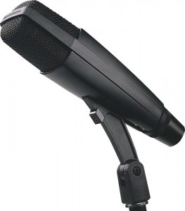 Sennheiser MD421 - vocal recording microphone