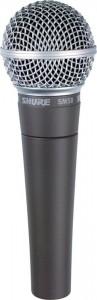 Shure SM58 - ميكروفون تسجيل صوتي