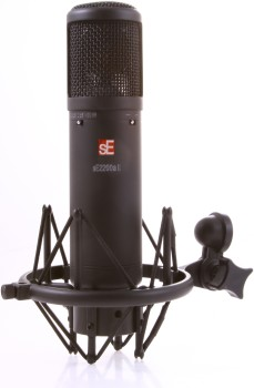sE Electronics sE2200a II - microphone polar patterns