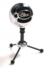 blue usb microphone
