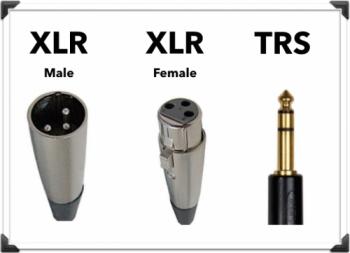 микрофонные коннекторы