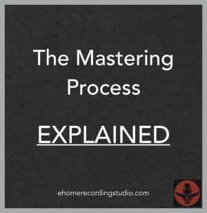 audio mastering explained