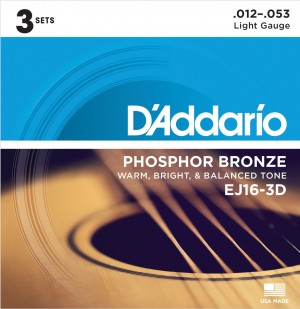 Daddario strings