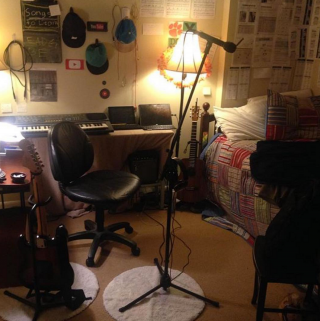 Simple Bedroom Recording Studio recording studio equipment list: the essential 33 items